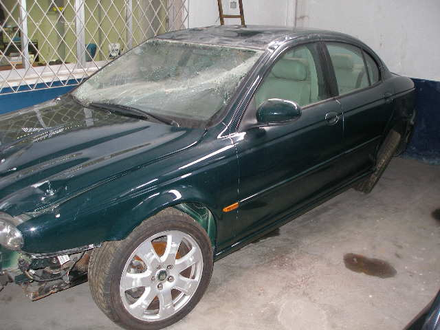 JAGUAR - X TYPE 2.0 SPORT