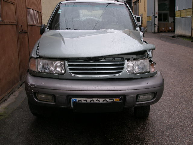 TATA - SAFARI 4X4 7 LUG